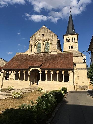 Eglise Saint-Sauveur d'Hermonville