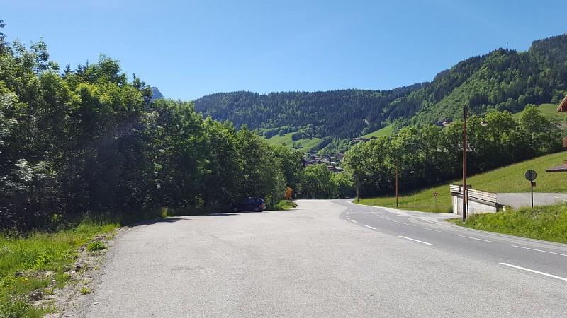 Aire de stationnement pour camping-car de Tardevant