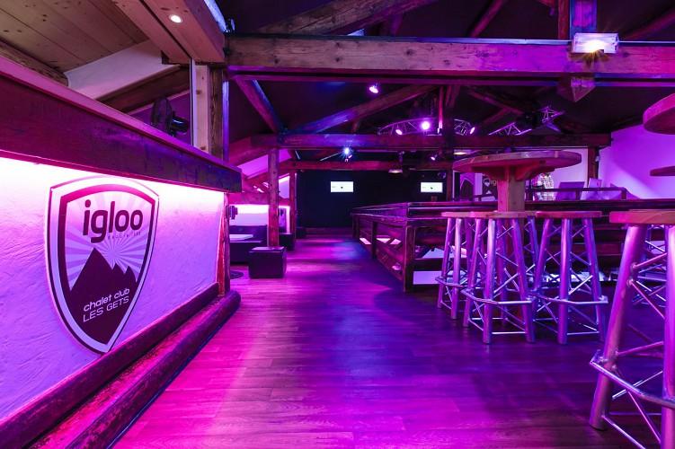 Igloo' nightclub