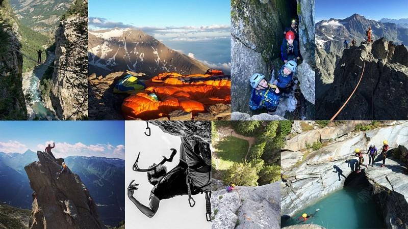 Mountain guide Sylvain Baboud