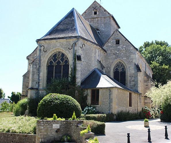 Église Saint-Théodulphe