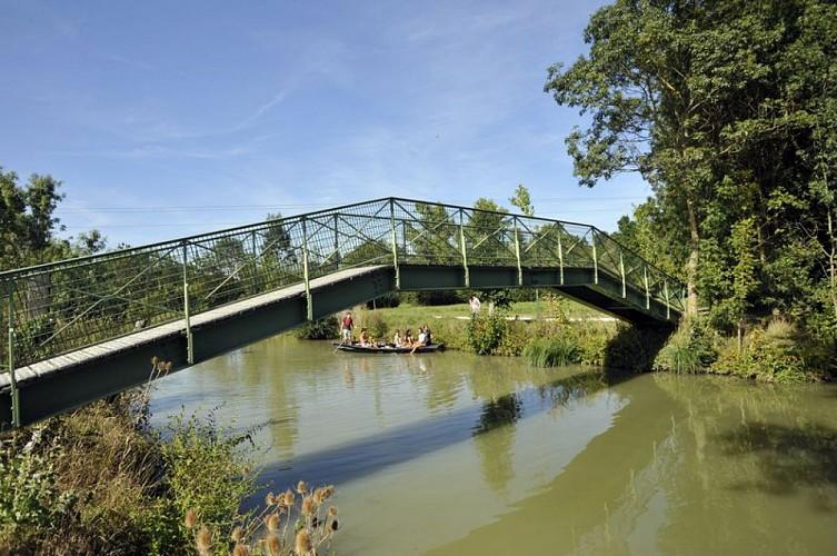 Saint-Hilaire-la-Palud, la capitale du marais sauvage