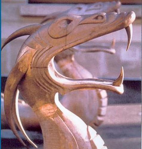 Légende du soldat et du dragon de Niort