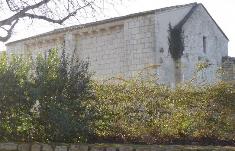 Ancienne chapelle priorale de Croizé