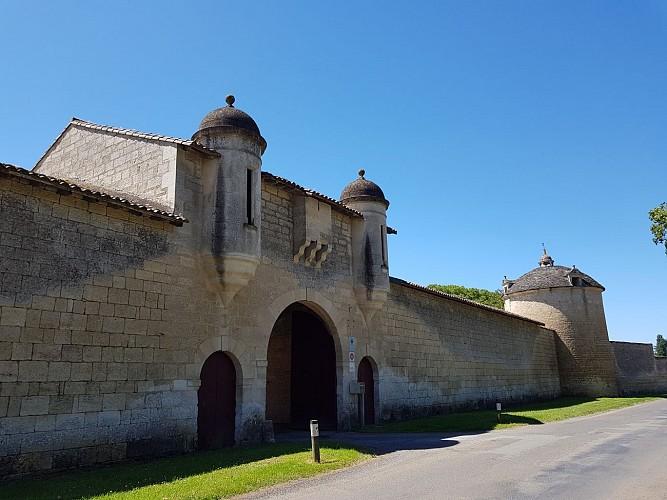 Château de La Taillée (privé)