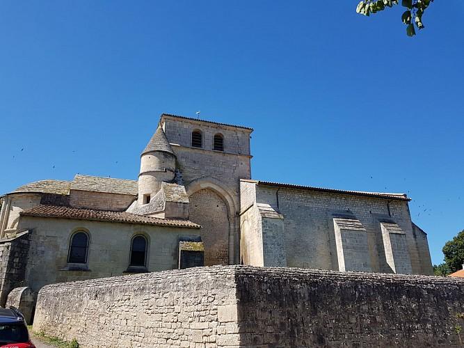 Église Saint-Gelais