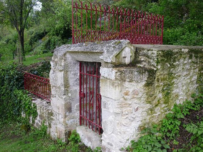 Fontaine des Amourettes