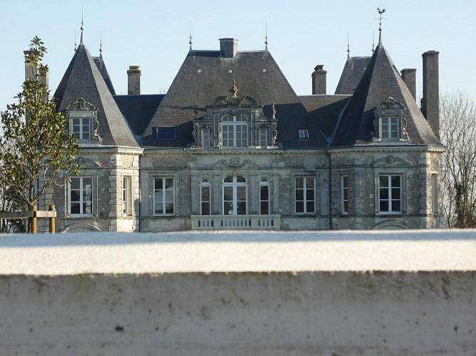 Château de Chantemerle