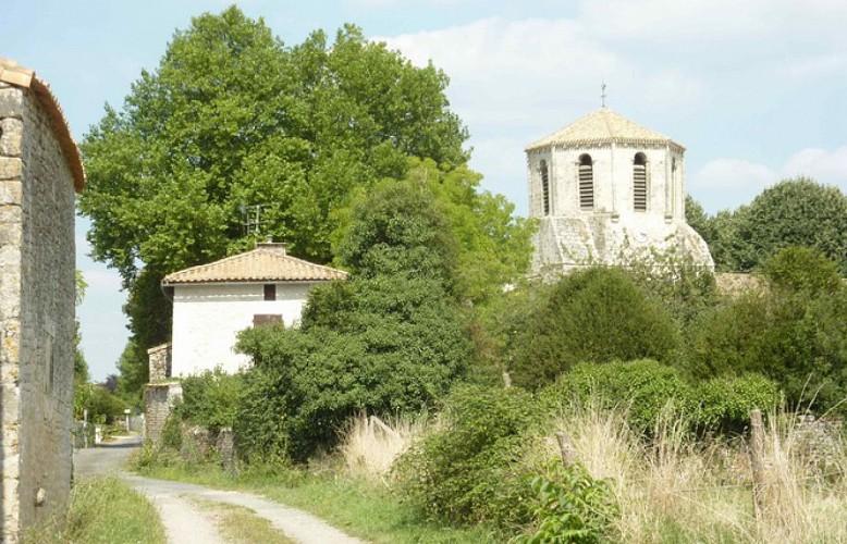 Église Saint-Médard de Germond