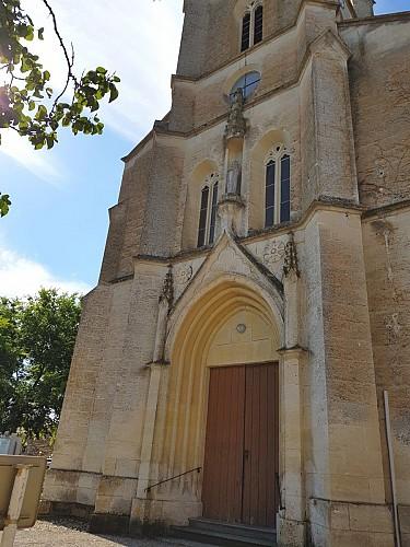 Église Saint-Cyr d'Arçais