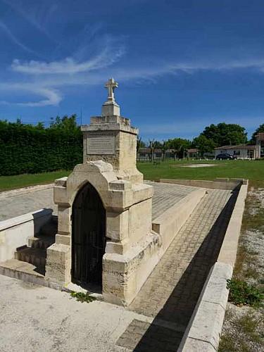 La fontaine de Saugon