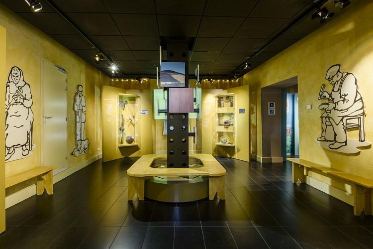 Espace muséographique de la Maison du Barétous - Espace pastoralisme