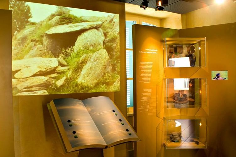 Espace muséographique de la Maison du Barétous - Traditions en Barétous