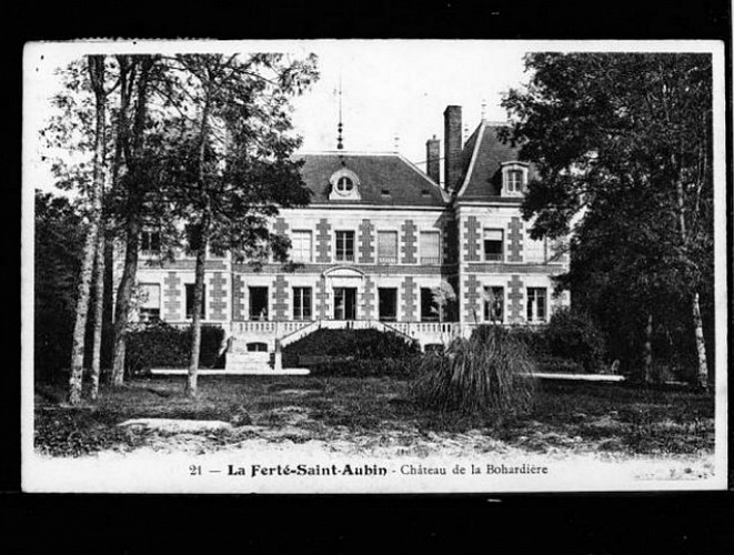 Château de la Bohardière