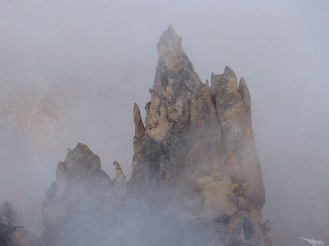 Le tour de l'aiguille Rousse (Boucle)