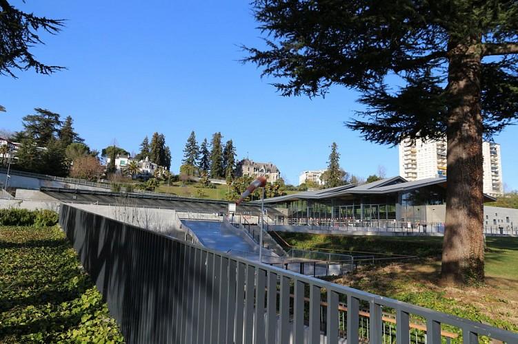 Stade Nautique - Pau - Pentaglisse