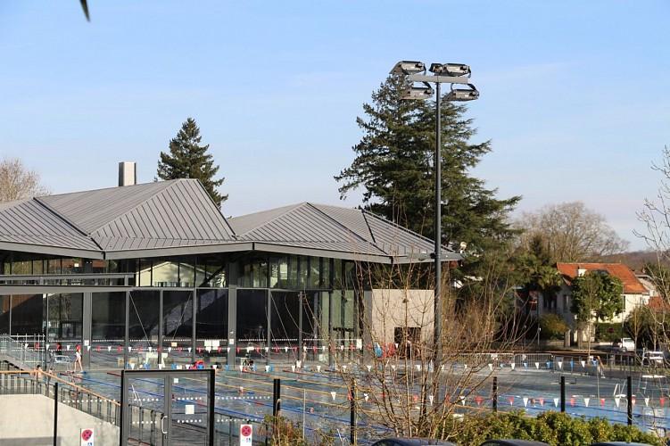 Stade Nautique - Pau - Bassin extérieur