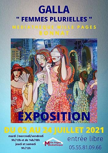 Exposition Galla 'femmes plurielles'