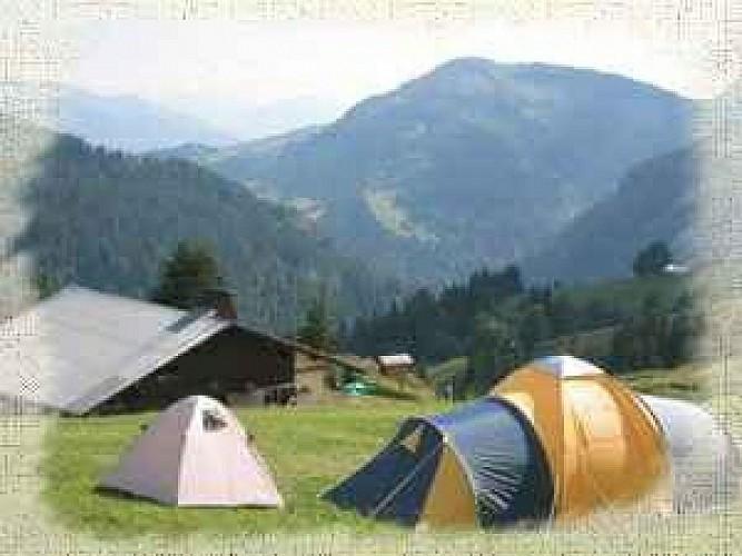 Camping Le Mégevan