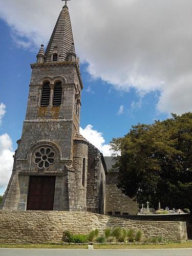 L'enclos paroissial de Saint-Maudez