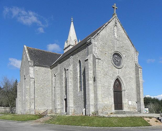 L'église Notre-Dame-de-la-Tour