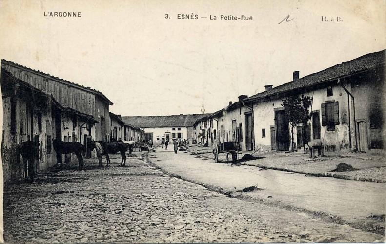 Charny-sur-Meuse : l'arrivée en Meuse
