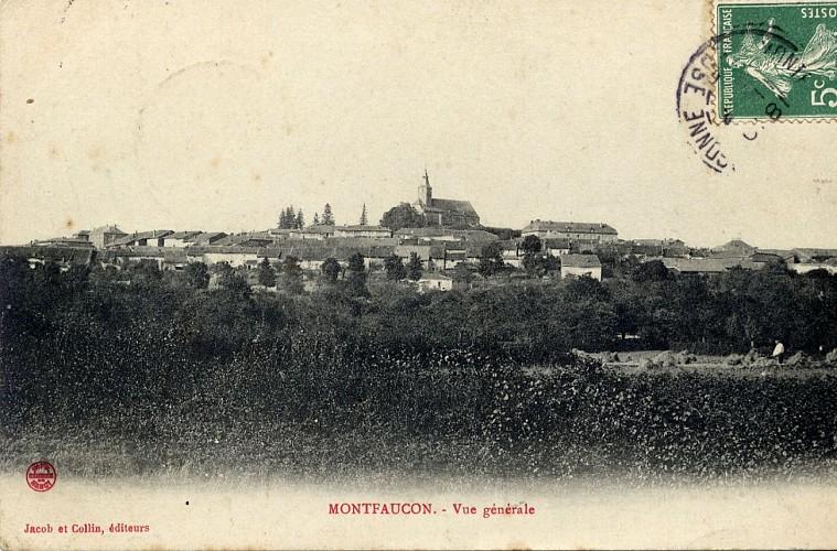 Montfaucon d'Argonne : la retraite