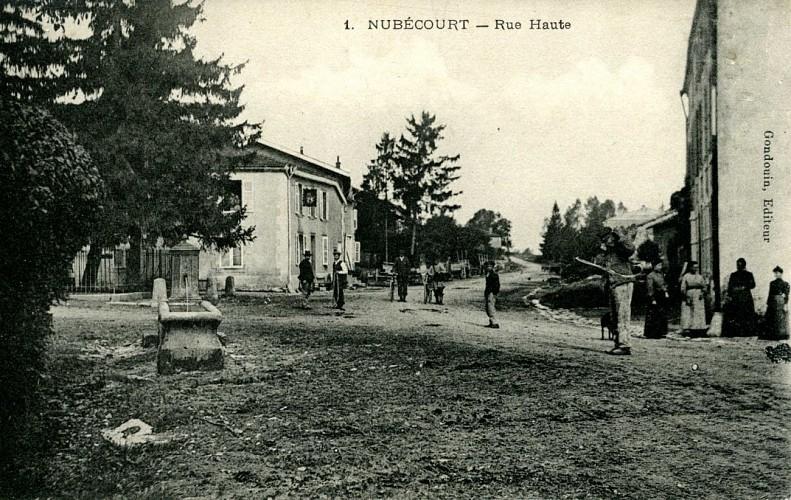 Nubécourt