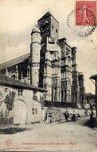 Rembercourt-aux-Pots