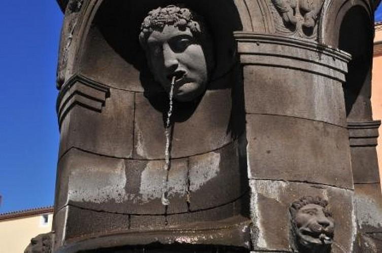 Fountain of the Place de la République