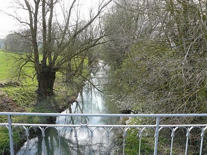 Pont canal de Noyelles sur Escaut