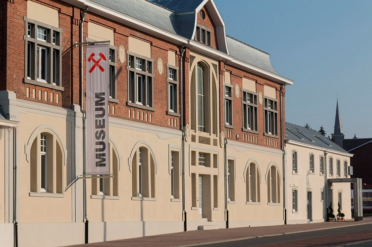 Musée Vieille Montagne - Kelmis Martin Roehn - Façade