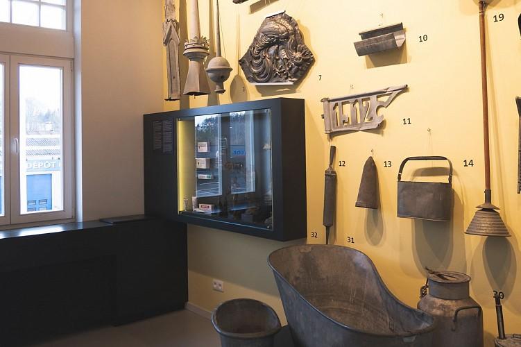 Musée Vieille Montagne - Kelmis - offrey Cooen