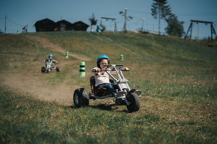 Fun Park Ovifat - Bob Kart