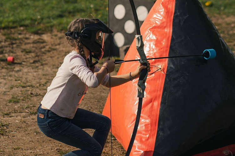 Fun Park Ovifat - Archery Tag