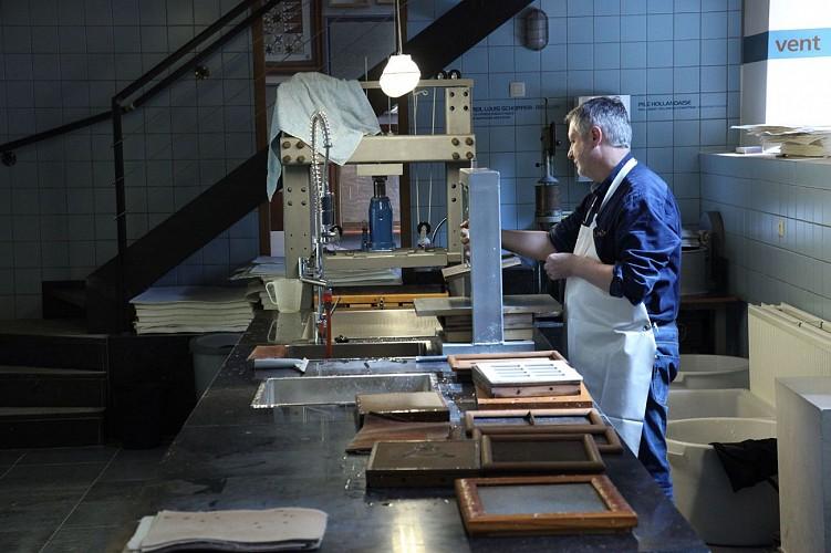 Musée papier et Cwarmé - Malmedy