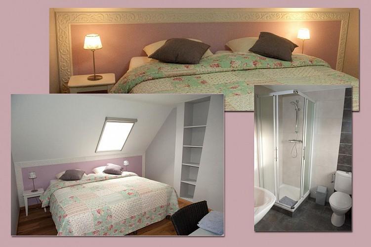 Maison ruthier chambre 1