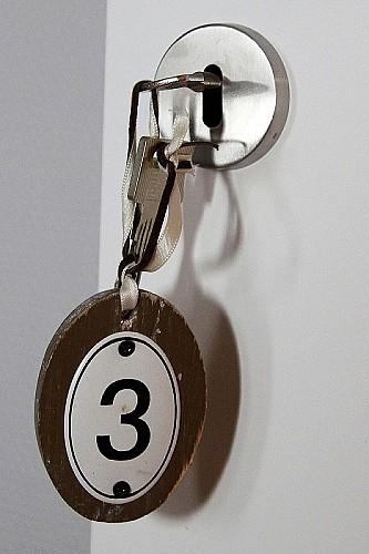 Maison ruthier chambre 3 clé