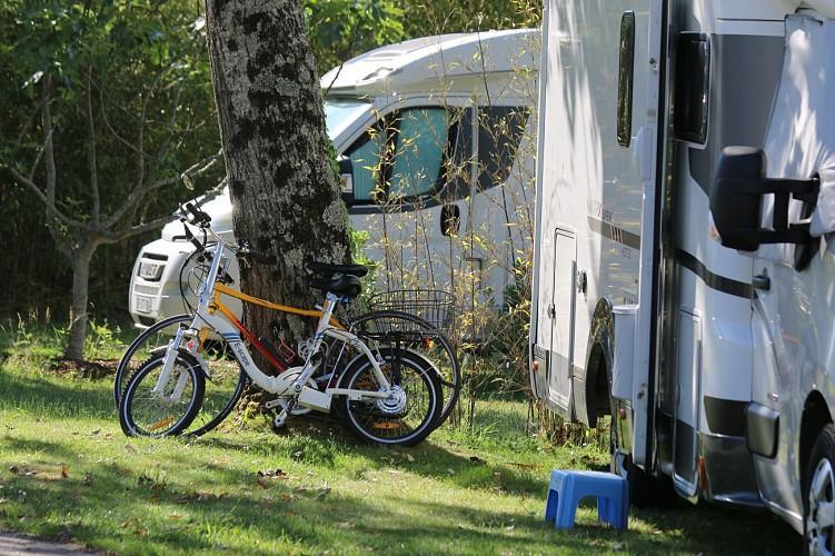 Camping Les Genêts *** Sarzeau