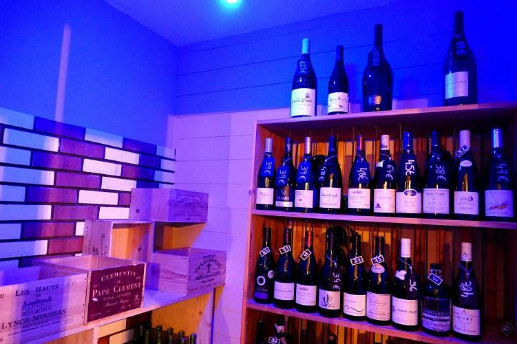 Le Marais - Cave à vins
