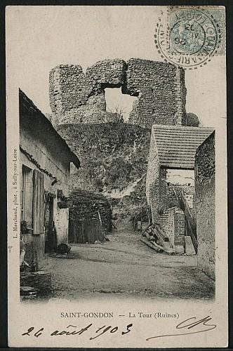 Ruines de la Tour