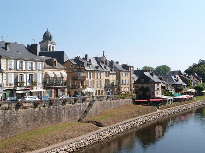Centre historique de Montignac