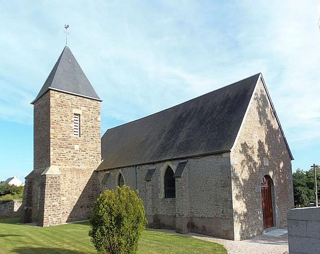 L'église Notre-Dame de La Chapelle-du-Fest (Saint-Amand-Villages)