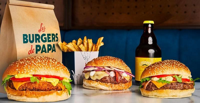 les burgers de papa 2