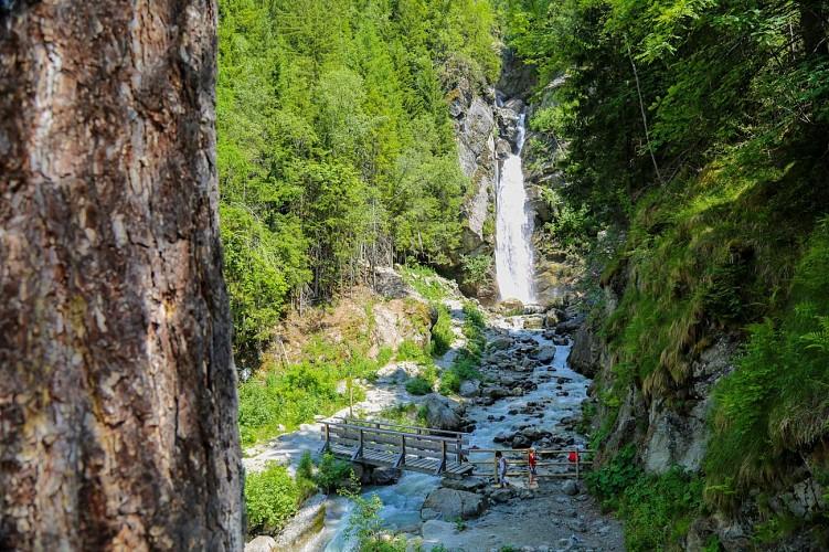 Dard-Wasserfall