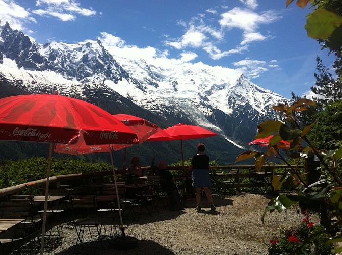 Floria-Berghütte (1350 m)