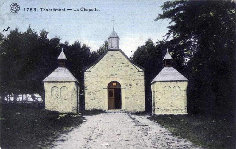 Tancremont et le sanctuaire du Vieux-Bon-Dieu