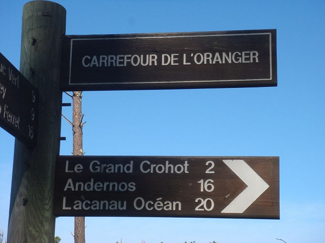 Carrefour de l'Oranger