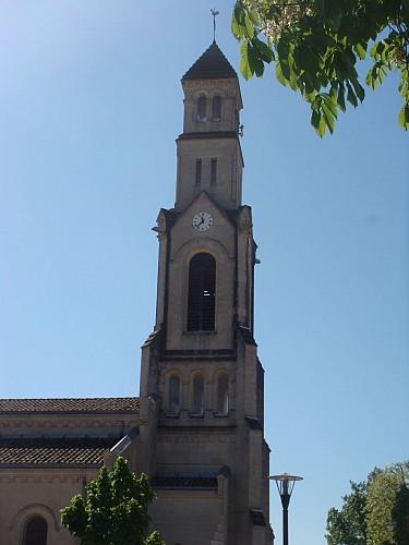 Eglise Saint Pierre de Lège