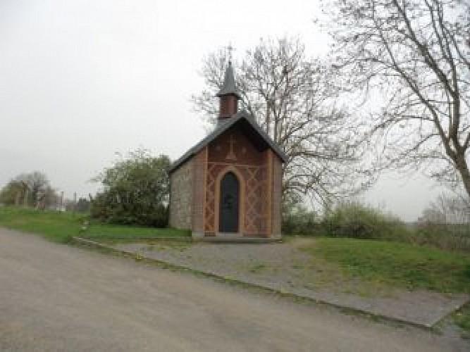 Le Café de Membach en face de l'Eglise